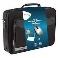"Notebook Bag TechAir TABUN33M, black, 17,3"", w/ mouse"