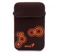 """Genius GS-701, Brown+Orange, 7"""" Sleeve for Tablet PC"""