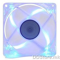 DeepCool XFAN 80L, 80mm UV/LED Fan