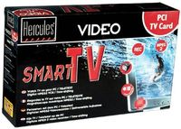 ®Smart TV-PCI VIDEO Capture+TV Tuner+Radio+Remote Control
