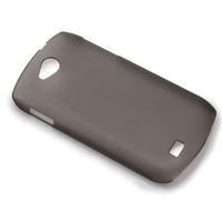 Case Transparent Hard Cover for DOOGEE DG110 Gray