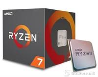 CPU AMD Ryzen 7 1700X Eight-Core 3.4GHz AM4 BOX w/o Cooler