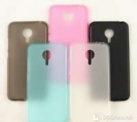 Case for HOMTOM HT3 Pro Silicone Transparent