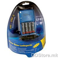 DORR Universal Quick Battery Charger C-512