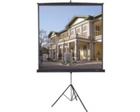 Projection Screen Vega 200x200 w/tripod S