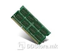 PQI 4GB DDR3, 1333MHz, SoDimm