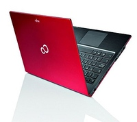 "Lifebook U772 ULTRABOOK, RED, 14"" LED backlight, (HD), Anti-glare frameless display, magnesium, 1366 x 768 pixel, 300:1, 220 cd/m², INTEL Core™ i5-3317U processor (3 MB, 1.7 GHz, up to 2.6 GHz), 4GB DDR3, 500GB HDD 5400 rpm, 32GB SSD, Mobile Intel"