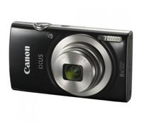 Canon IXUS 177 Black KIT, 8GB + BAG, 20 MP