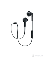 Earphones Philips Bluetooth w/Microphone SHB5250BK Black