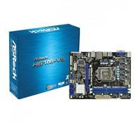 ASROCK H61M-VS /BULK, Socket: Intel® 1155, Chipset: Intel® H61, DDR3, 1333MHz