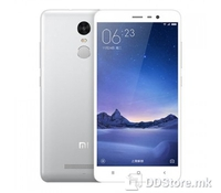Xiaomi Redmi Note 3 Pro/16GB ROM/2GB RAM 4G LTE, White color, Dual SIM, Display 5.5 inches, 1080 x 1920 pixels (403 ppi pixel density), Multitouch, IPS LCD capacitive touchscreen, 16M colors, MIUI 7.0, CPU Quad-core 1.4 GHz Cortex-A53 & Dual-core 1.8