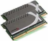 Kingston HyperX Blu 8GB 1600MHz (2x4GB) SODIMM DDR3 Non-ECC CL9 240-pin DIMM, KHX1600C9S3P1K2/8G