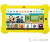"Tablet PC Trevi KidTab7 8GB 7"" WiFi Yellow"
