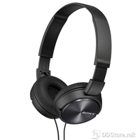 Headphones Sony MDR-ZX310APB w/Microphone Black