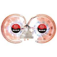 VGA heatsink overclocker cooler system