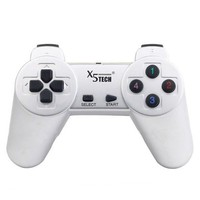 X5TECH Game Pad XP-U519, USB port, 8 way directional buttons + 10 digital fire buttons, Cable length: 1.5 meters, Color: Black, Blister package