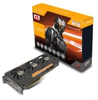 NITRO R9 390X TRIX OC   8G GDDR5 512bit, DVI-D, HDMI, TRIPLE DP, TRI-X OC VERSION (UEFI), 6000 MHz Effective Memory Clock, 2816 Stream Processors, 375W