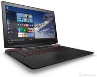 """IdeaPad Y700-15ISK Black - Intel® Core™ i7-6700HQ Processor (6M Cache, up to 3.50 GHz)/ 16GB DDR4/ 1T  HDD + 128G SSD/ 15,6"""" FHD IPS AG + Camera/ N16P-GX GDDR5 4G(Hybrid)/ Wi-Fi/ Card reader/ HDMI/ BT/ 4 Cell Battery/ Backlit AccuType keyboard/ 2"""