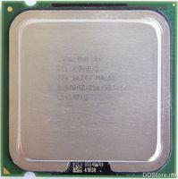 Intel® Celeron® D Processor 326 (256K Cache, 2.53 GHz, 533 MHz FSB)