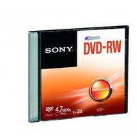 SONY DMW47SS, 1x DVD-RW 4.7GB, Slim case
