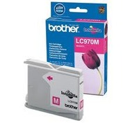 Brother Cartridge LC970M Magenta (up to 300 pgs), for DCP-135C/150C/ MFC-235C/260C
