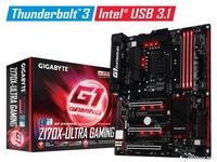 GA-Z170X-Ultra Gaming LGA1151 DDR4 3866MHz SATA/Express M.2 U.2 USB3.1/Type-C HDMI/MiniDP