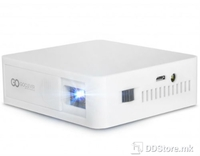 Projector GOCLEVER LED Cineo Compact 1000:1 854*480 pixels w/1080P support, SD/USB/AV/IR/HDMI
