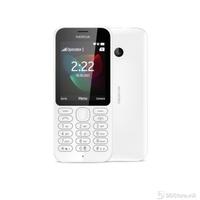 Nokia 222 White Dual SIM