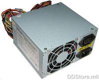 PSU Delux 600W 2xSata, 12cm fan