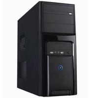 CCIVO Case 2351 550W PS 80mm FAN, 24 pin, 4xAPTA, 2X SATA, Black