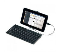 Genius LuxePad A110, Micro USB, For Android Tablet PC and Smartphone 4.0+, Stand , US/SP/RU