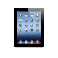 "Apple The New iPad 3 Black 16GB 4G+Wi-Fi Tablet, 9.7"" Retina Touchscreen Display, 2048x1536, Dual-Core A5X Chip with Quad-Core Graphics, 5 Megapixel iSight Camera, 980p Video Recording, Apple iOS 5, 9 Hour Battery Life, MD366LL/A"