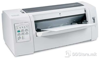 LEXMARK 2580, 9-Pin Dot Matrix, res. 240 x 144, 618 cps , 512 KB Memory, Front Tractor Feeder