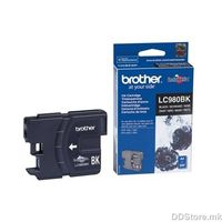 Brother Cartrige LC980BK Black (crn - do 300 str.) for DCP-145C/165C/195C/365CN/375CW , MFC-250C/290C/295CN