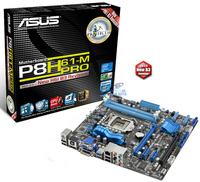Asus Mainboard P8H61-M PRO