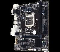 MB Gigabyte H110M-S2H LGA1151 DDR4 2133MHz SATA3 USB3.0 GBit LAN HDMI/DVI/VGA
