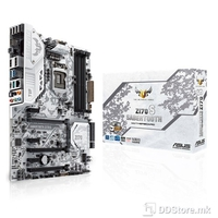 ASUS SABERTOOTH Z170 S, Intel® Socket 1151 for 6th Generation Core™ i7/Core™ i5/Core™ i3/Pentium®/Celeron® Processors, Chipset: Intel® Z170, Memory: 4 x DIMM, Max. 64GB, DDR4 2400/2133 MHz Non-ECC, Un-buffered Memory, Multi-VGA output suppo
