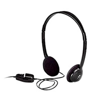 Headphones Logitech Dialog-220 black