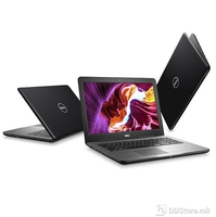"Notebook Dell Inspiron 5567 i5-7200U 8GB/256GB SSD/R7 M445 4GB/DVDRW/15.6"" Full HD LED/Black/Linux"