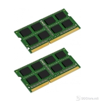 SODIMM Notebook Memory Kingston 8GB CL15 DDR4 2133MHz 1.2V  KVR21S15S8K2