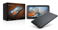 "Yarvik Luna 10"" Tablet, Android 4.1.1 Jelly Bean, Multitouch capacitive touchscreen, 1024x600 resolution, 8GB, 1GB DDR3, 2 Mpixels rear camera and 0.3 Mpixels front camera, Built in microphone and 2x speakers, Wifi, USB port, Mini HDMI out, Micro SD"