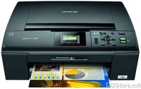 Brother DCPJ125 InkJet Printer