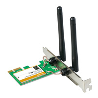 Tenda Wireless N PCI-E Adapter 300Mbps W322E