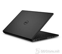 Dell Latitude 3570/Windows 10 Pro (Black) - Intel® Core™ i3-6100U Processor (3M Cache, 2.30 GHz), Intel® HD Graphics, 4GB (1x4GB) 1600MHz DDR3L, 500GB 7200rpm HDD, Web Camera, Wireless 1802 802.11AGN Dual-Band Wi-Fi + BT 4.0 Wireless Card, 10/100