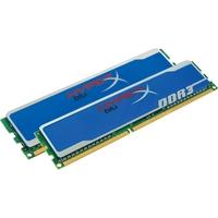 Kingston HyperX Blu 8GB 1600MHz (2x4GB) DDR3 Non-ECC CL9 240-pin DIMM, KHX1600C9D3B1K2/8GX