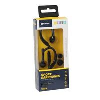 Earphones Platinet Sport PM1072B w/Microphone Black