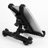 M-CARHOLD     Universal Tablet Headrest Car, Compatible with all brands of tablet, Modular mounting brackets on headrest