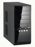JNC Case, ATX Midi Tower , USB +Au, Black 500 W, RJA-C 327