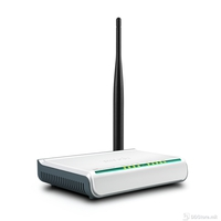 Tenda W316R  ROUTER Wireless, 150Mbps  1x5dBi Fixed Antenna, Wireless-N Broadband Router