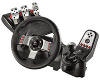 Steering Wheel USB Multi-interface  Vibration PC/PS3